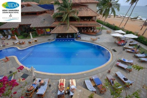 Nyanyian Alam di Uday Samudra Leisure Beach Hotel and Spa
