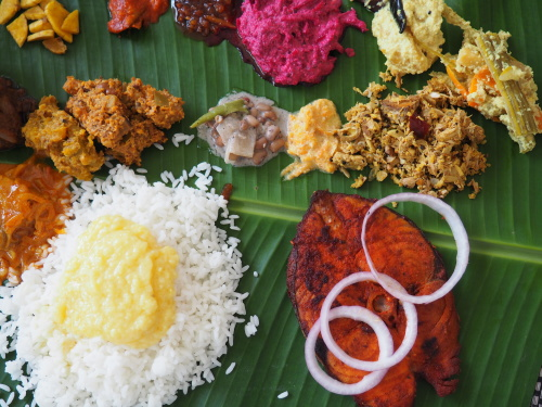 TRADITIONAL KERALA DISH
