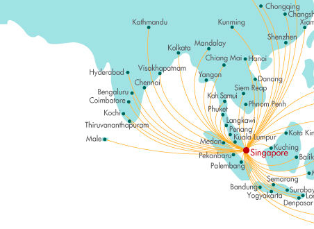 Travel With SilkAir From Singapore To India – A Joy To Fly ...