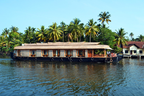 Once upon a Time: Die Backwaters von Kerala