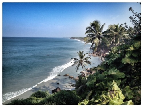 Varkala Beach in Kerala: Beach Heaven in India? It Just May Be…