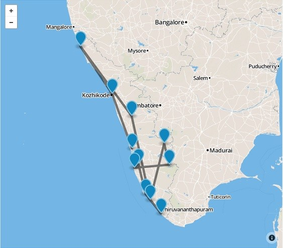 trip-map-india
