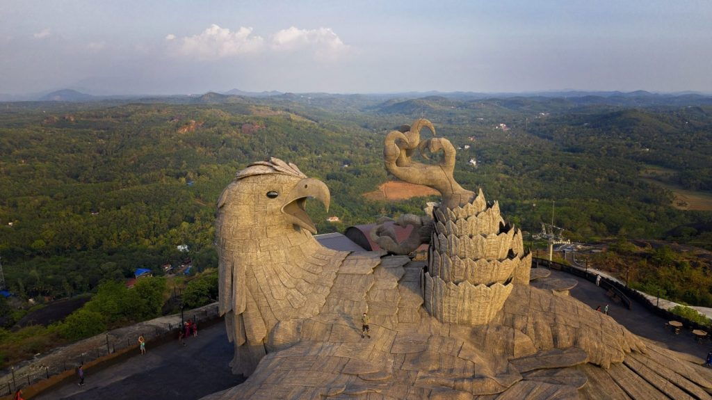 Image result for jatayu kerala
